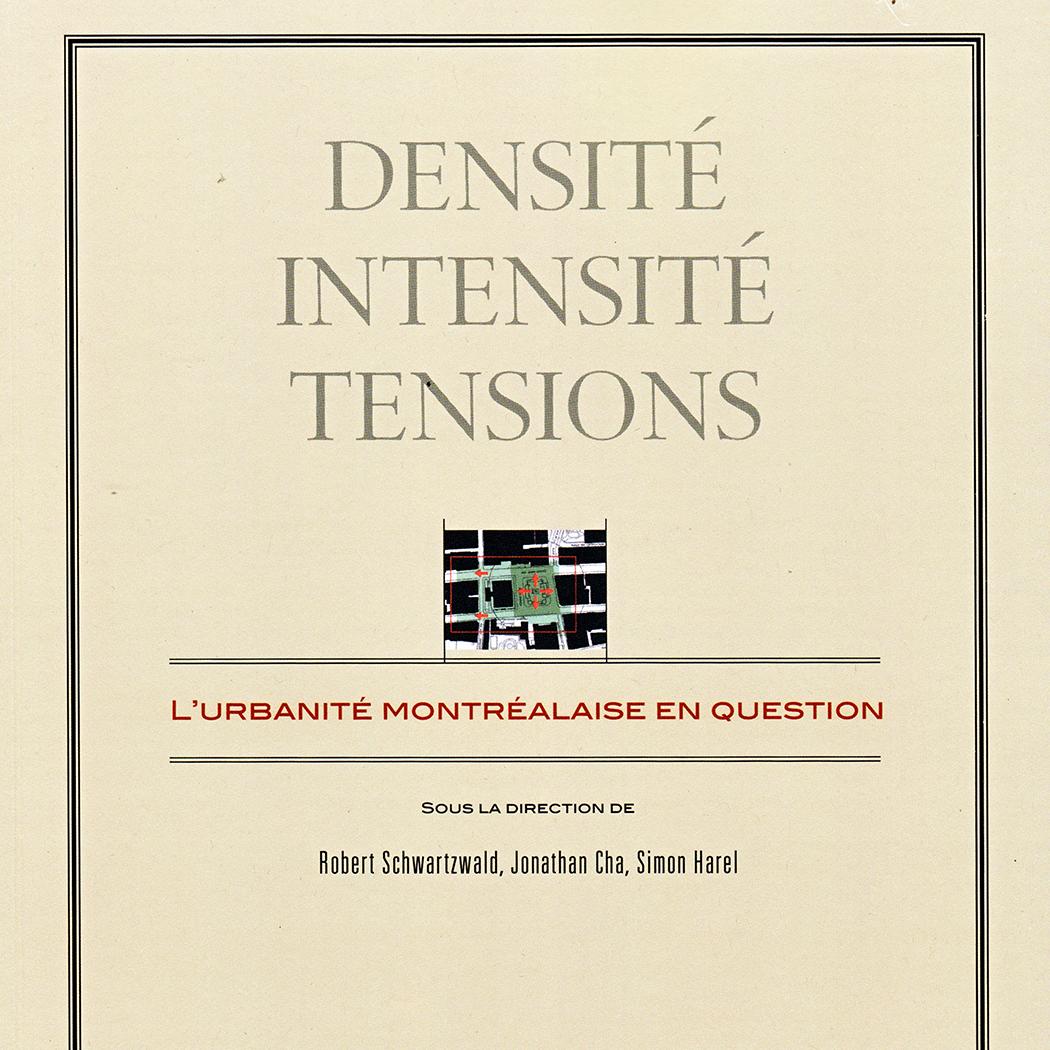 Colloque Densité, Intensité, Tensions