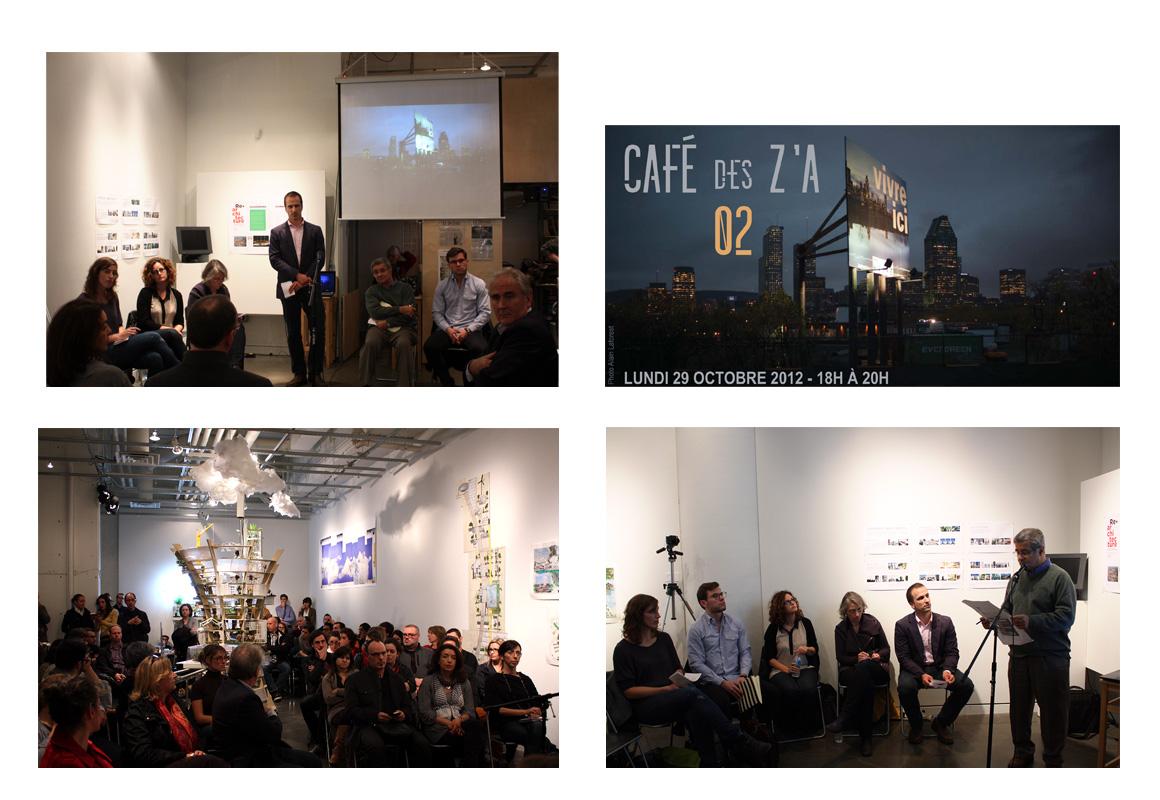 Café des Z'A 7e – Construire Montréal par le condo : vers quelle ville, vers quelle vie ?!