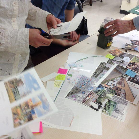 Mon voisin l'architecte… 01 – Ateliers participatifs en bibliothèque