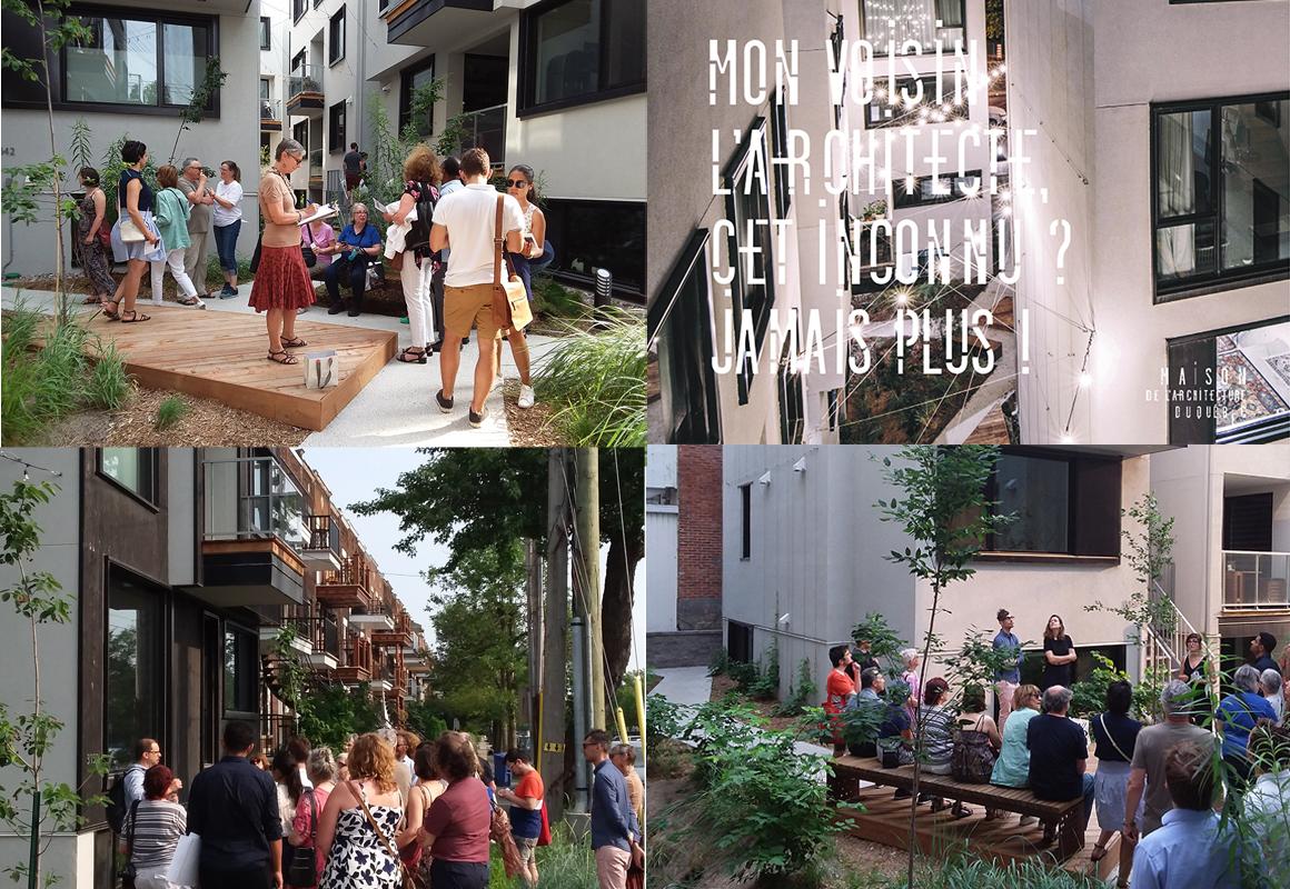 Mon voisin l'architecte… 05 – Quatre visites estivales