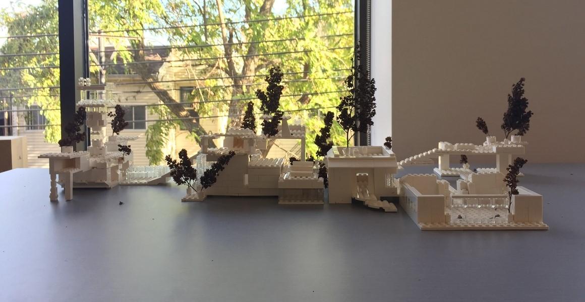 Mon voisin l'architecte… 02 – Jouer à l'architecte