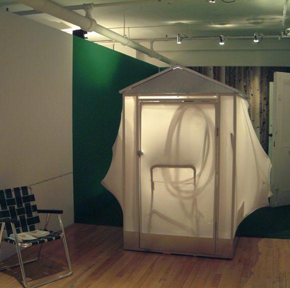 La cabane idéale – The Ideal Hut Show