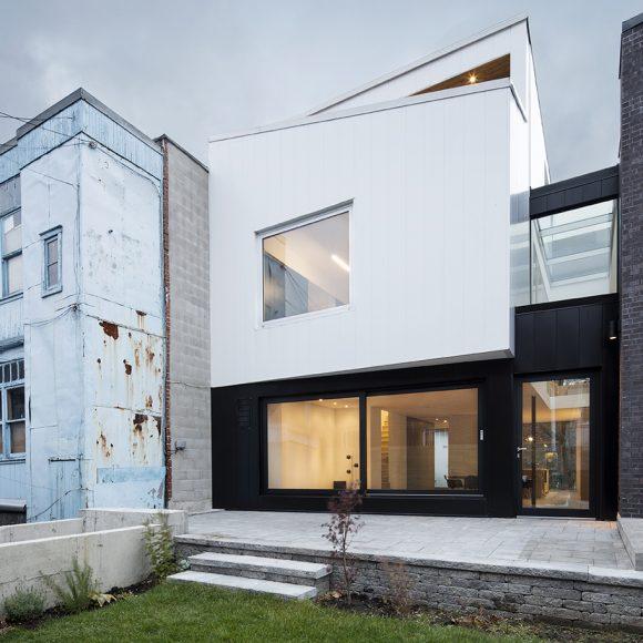 Mon voisin l'architecte… 03 – Visites hiver-printemps