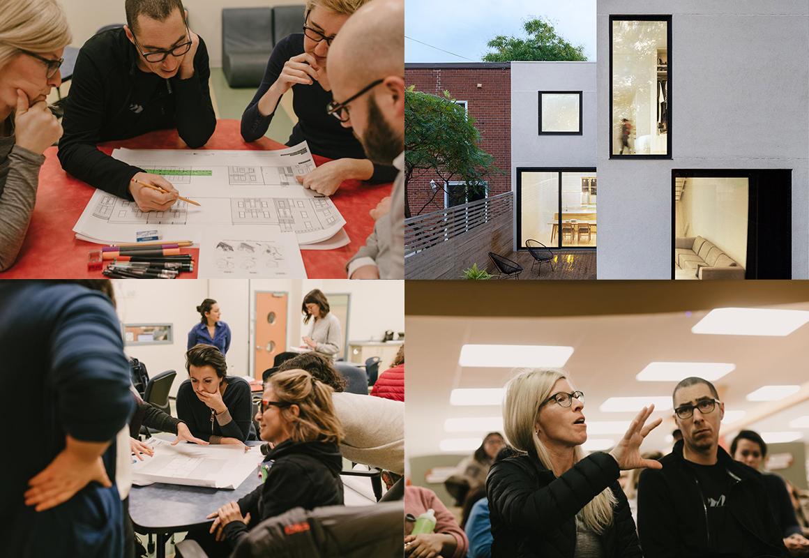 Mon voisin l'architecte 02 – Ateliers participatifs en bibliothèque