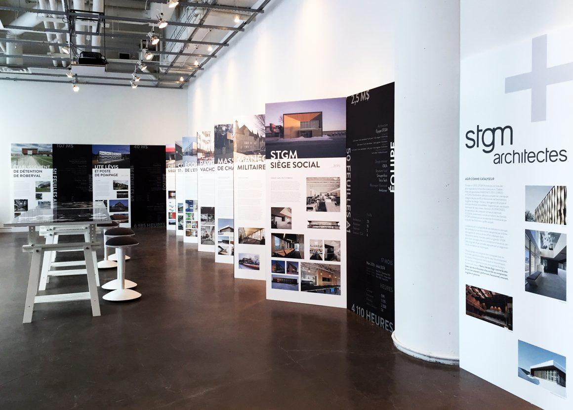 Face cachée avec STGM architectes | Résidence Archifête 2/4