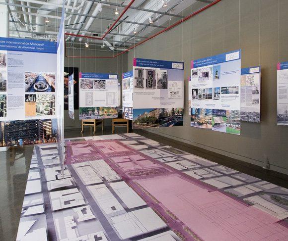 Quartier International de Montréal : un quartier sur mesure / A Neighbourhood by Design
