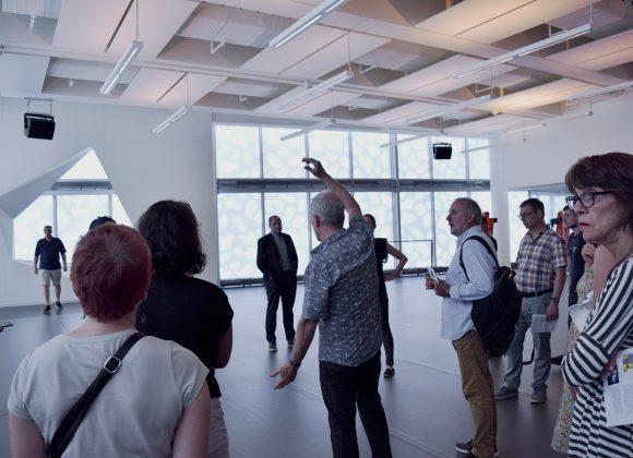 Visite Archifête 2/4 | de l'Édifice Wilder à l'Espace Danse
