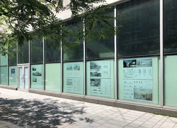 Le nouveau Est-Nord-Est – Concours d'architecture