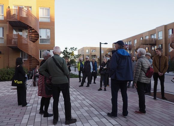 VISITE Mon voisin l'architecte 2021 – Habitations Saint-Michel Nord